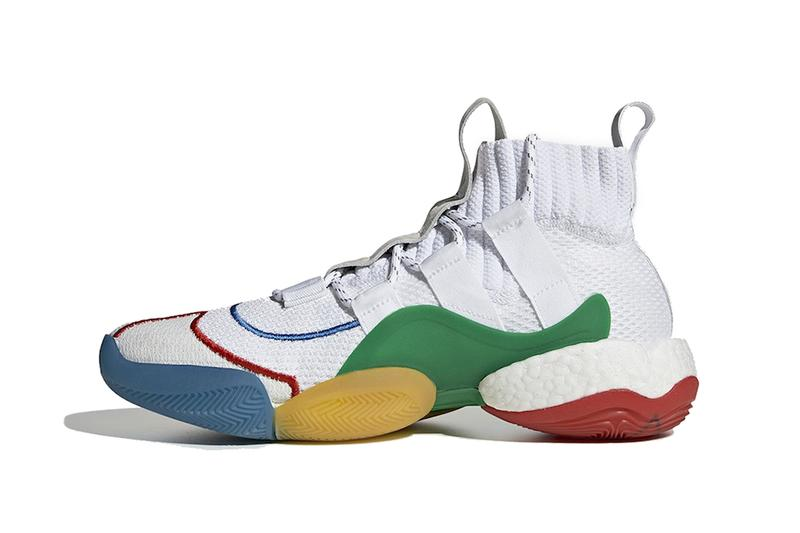 d1cf1e109 pharrell adidas crazy byw x white gratitude empathy 019 march footwear