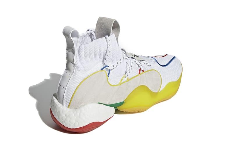 pharrell adidas crazy byw x white gratitude empathy 019 march footwear