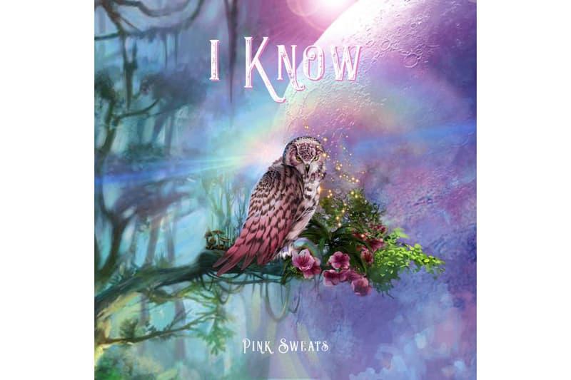 Pink Sweat$ Single 'I Know'