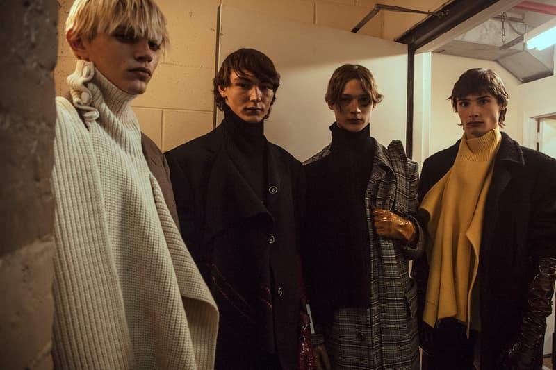 Pitti Uomo 30th Anniversary Exhibit Info Details Raf Simons Maison Margiela Versace