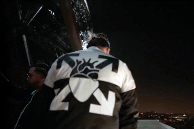 53e067c1e Virgil Abloh Designs Custom Off-White™ Pieces for French Rap Duo PNL