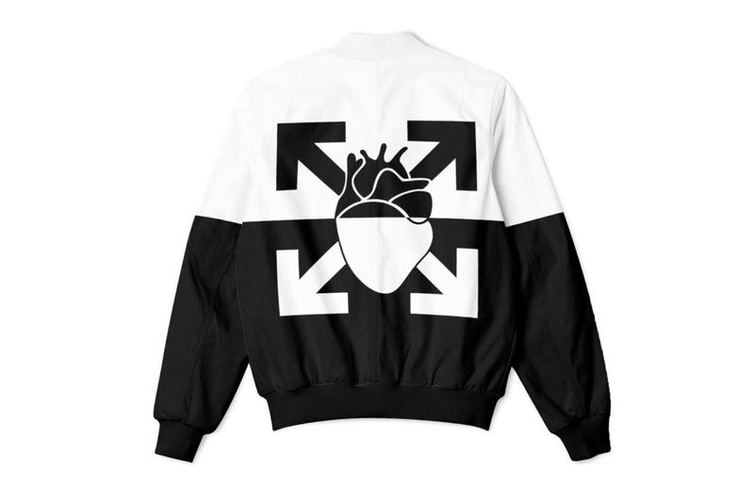 PNL x Off-White™ Jacket Replicas Hit the Internet