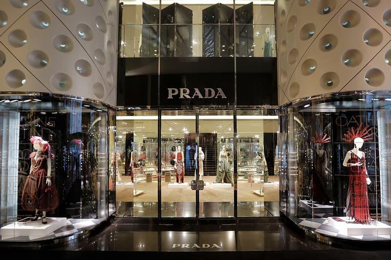 Prada Stock Value Drops 700 Million USD fashion luxury china economy slow down
