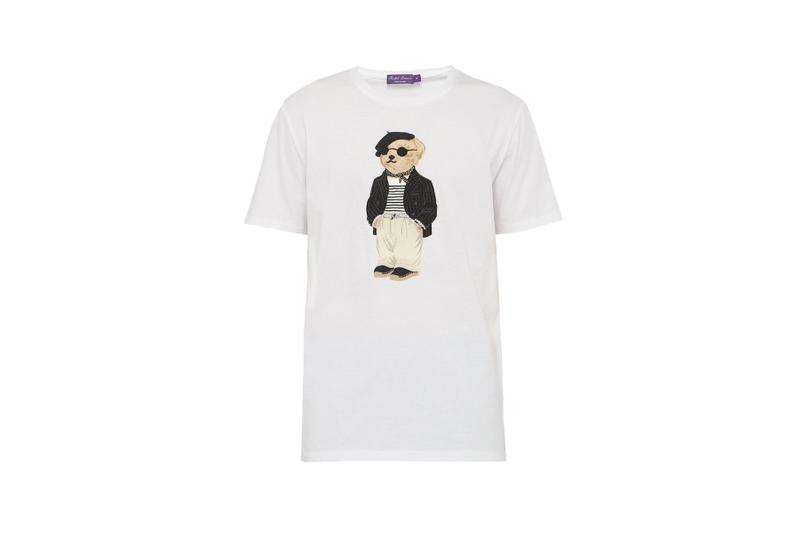 Ralph Lauren Purple Label SS19 Polo Bear T-shirt price where to buy release 2019