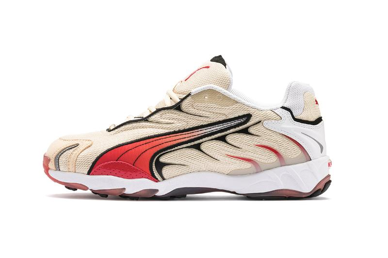 PUMA Takes it Back to 2000 with Inhale Reissue