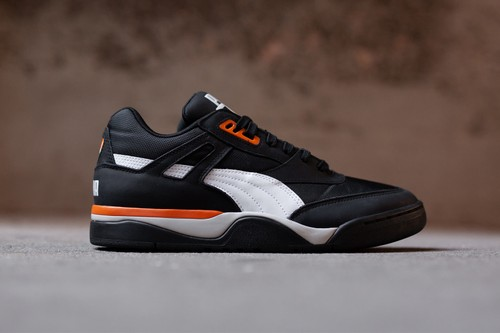 """PUMA's Latest Palace Guard Is a Tribute to the """"Bad Boys"""" of Basketball"""