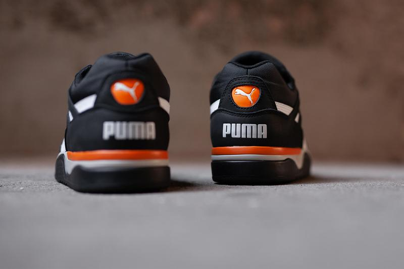 Puma Palace Guard Bad Boys Colorway Info NBA Detroit Pistons Dennis Rodman Rick Mahorn Isiah Thomas