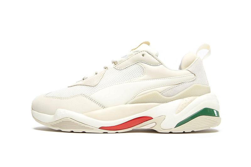 PUMA Thunder Spectra Italian Flag Release red white green