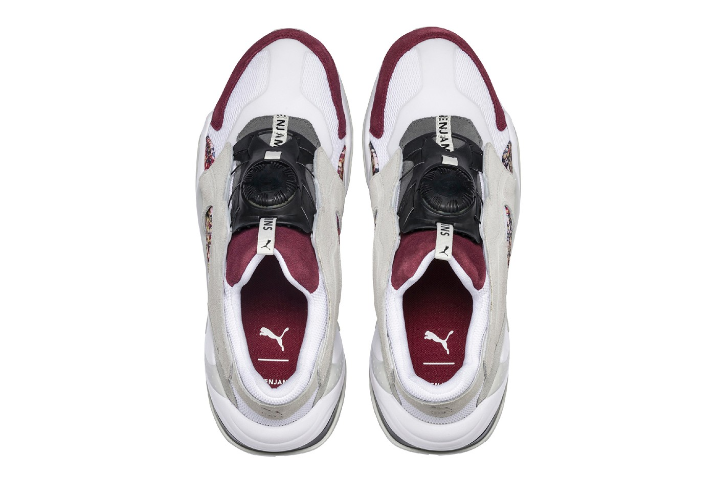 PUMA Les Bejamins Spring Summer 2019 Collection RS-o Thunder Disc Carpet Istanbul