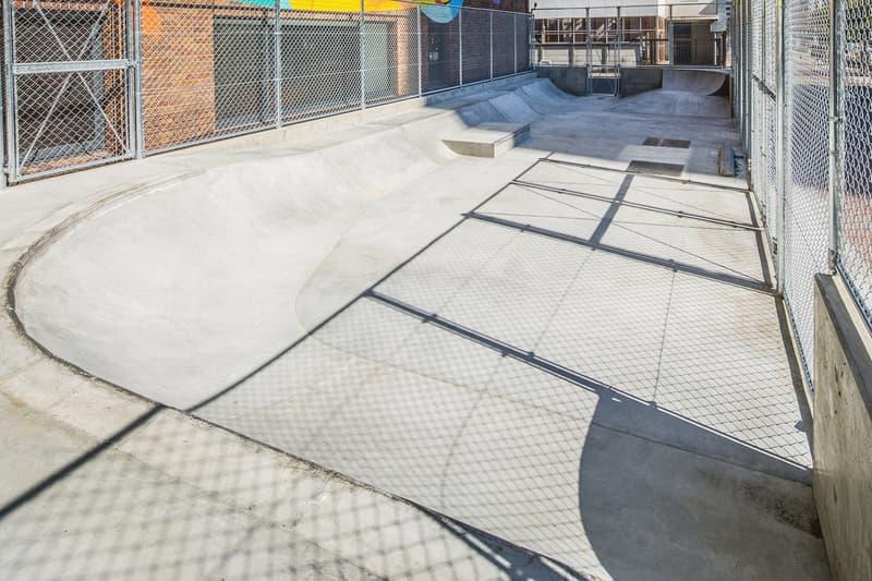 159b820e Qucon Skate Park fragment design Collaboration Tokyo Skate Park