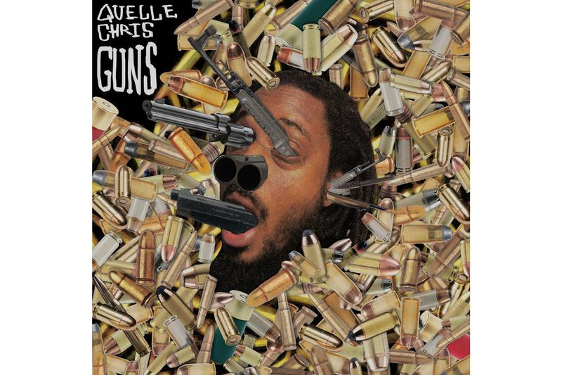 Quelle Chris' 'Guns' Layers Quick-Witted Lyricism Over Off-Center Beats