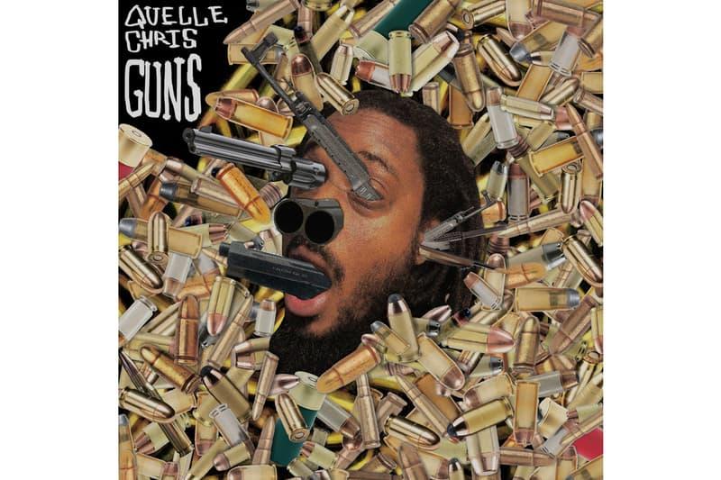 c7a80697276 Quelle Chris Shares Latest Album Guns stream npr early access mello music  group straight shot guns