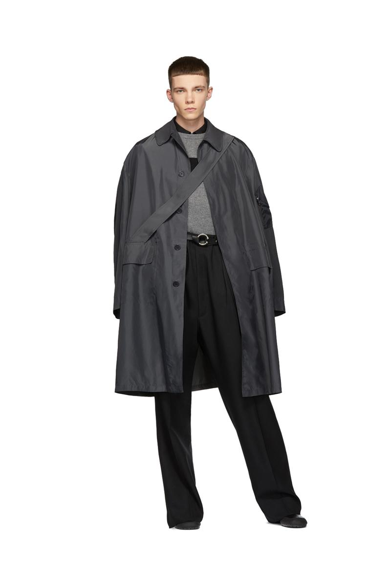 Random Identities Release Three Collection Look book Stefano Pilati tailoring clothing style
