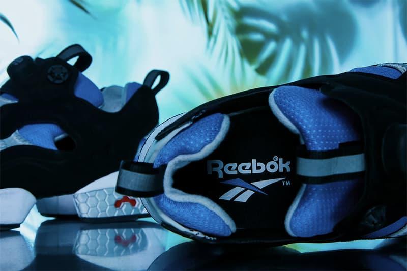 Reebok Instapump Fury OG END. Clothing Footwear Sneakers Release Details Date Closer Look 25th Anniversary Buy Cop Purchase
