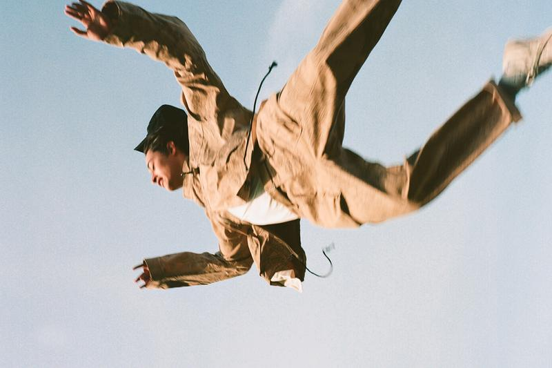 Reese Cooper Falling SS19 Editorial Los Angeles Art Direction Photography Fashion Streetwear Lookbook USA LA Menswear Spring/Summer 2019