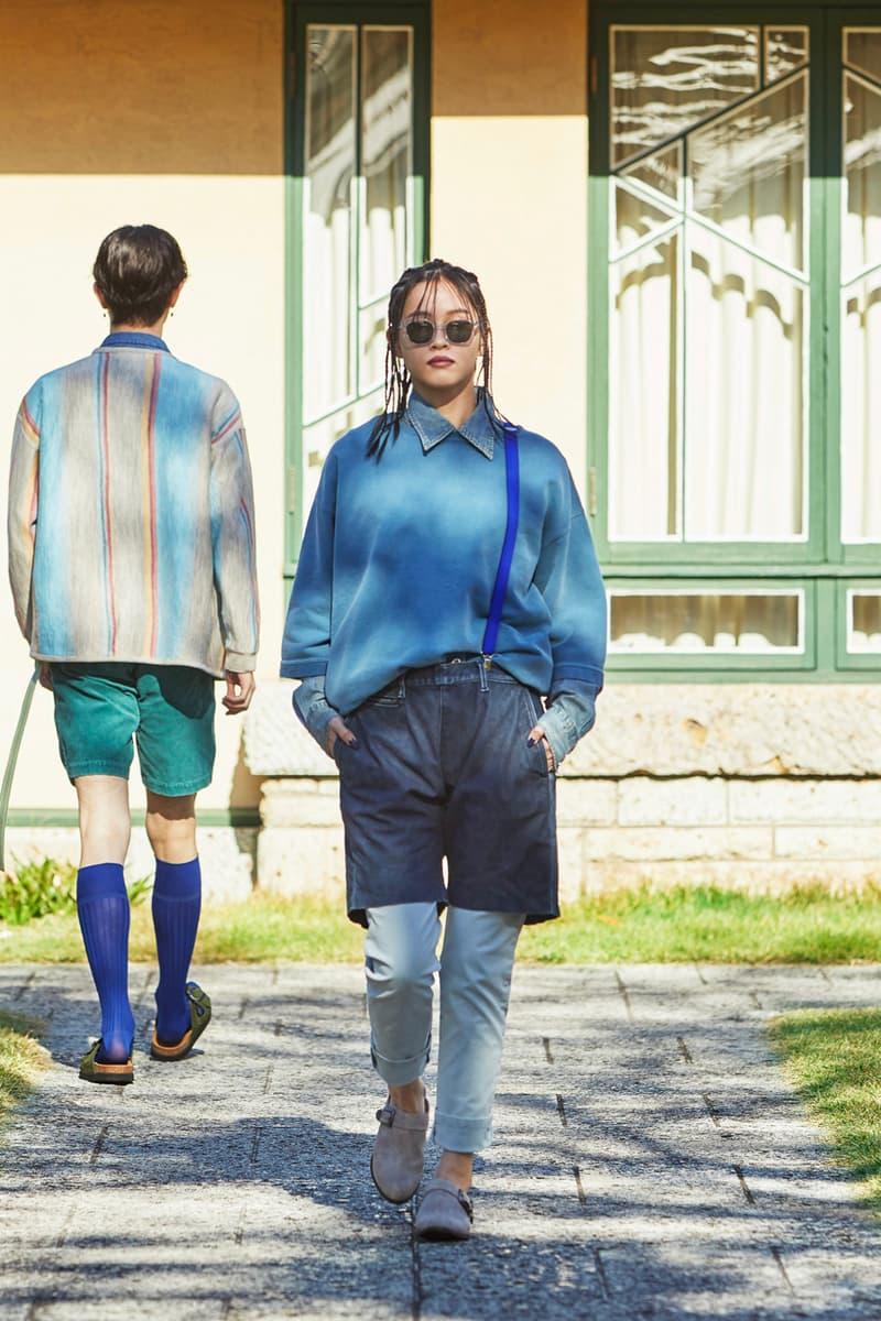 remi relief spring summer 2019 lookbook collection yutaka goto japan