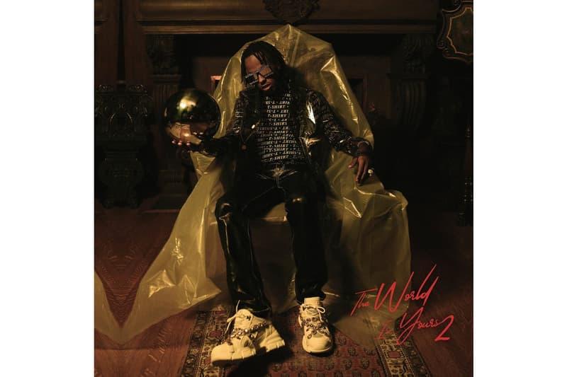 Rich The Kid The World Is Yours 2 Album Stream music hip-hop rap gunna young thug offset lil pump nav tory lanez big sean offset