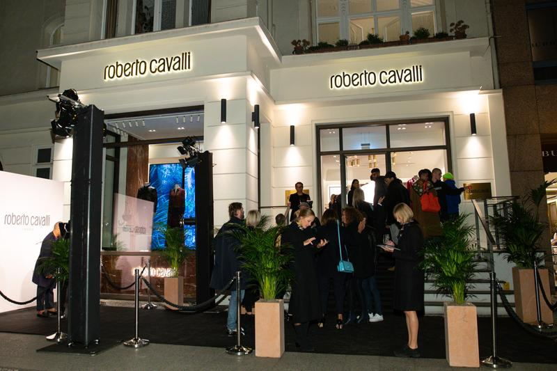 Roberto Cavalli Shuts Down All North American Operations Salvatore Tramuto