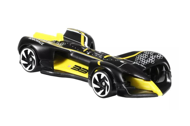 Roborace Receives Its Very Own Hot Wheels Release