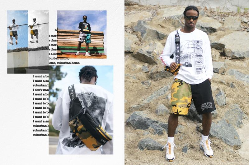ROKIT Spring Summer 2019 Collection Trial & Error