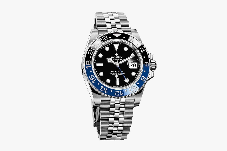 The Rolex GMT-Master II 'Batman' Now Comes in a Jubilee Bracelet