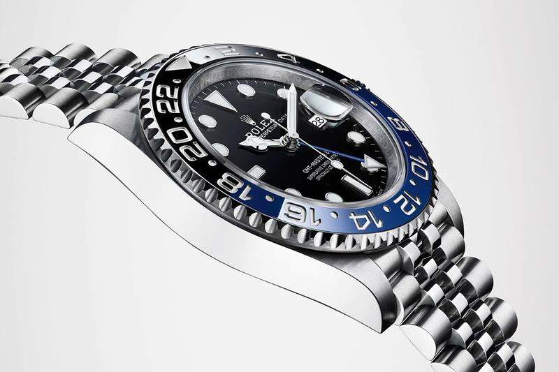 Rolex GMT Master II 126710 BLNR Jubilee Bracelet