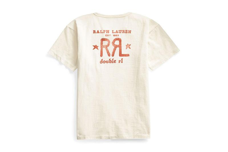 Ralph Lauren RRL 25th Year Anniversary Collection Details Info Information Clothing Friday