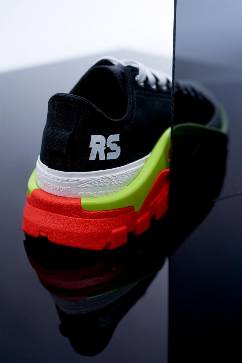 Raf Simons Detroit Runner And Replicant Ozweego New Release Info fashion raf simons adidas kicks sneakers shoes
