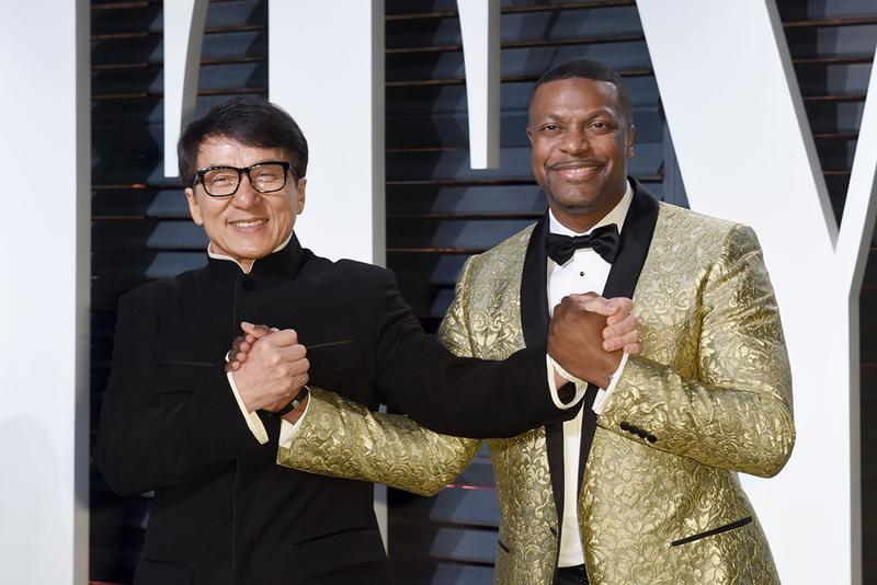 Rush Hour Female Reboot News BingBing Li Jackie Chan Chris Tucker Rush Hour 2