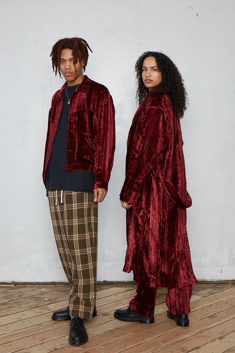 s.k. Manor Hill FW19 Collection Lookbook Info fashion lookbooks fall/winter 2019 clothing