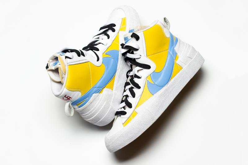 Ofensa Los Alpes interfaz  Nike Confirms sacai x Blazer Yellow/Baby Blue Is Fake | HYPEBEAST
