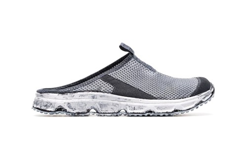 df0cd388d5ebd9 Salomon   Boris Bidjan Saberi Come Together for Technical S Lab Slip-On  Sneakers