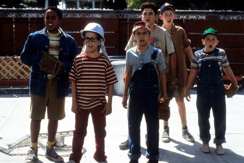 the sandlot returns tv series original cast members director David Mickey Evans