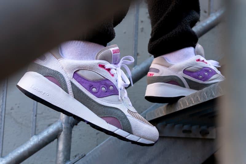Saucony Shadow 6000 Original Colorways Release shoes sneakers footwear trainer shoes kicks footwear