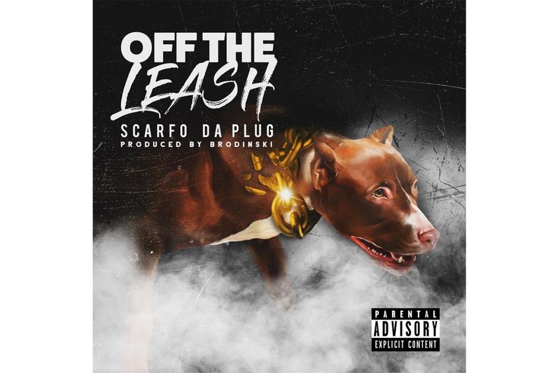 "Scarfo Da Plug & Brodinski ""Off Da Leash"" Stream single hip hop rap trap jesus techno instrumental spotify apple music atlanta georgia"
