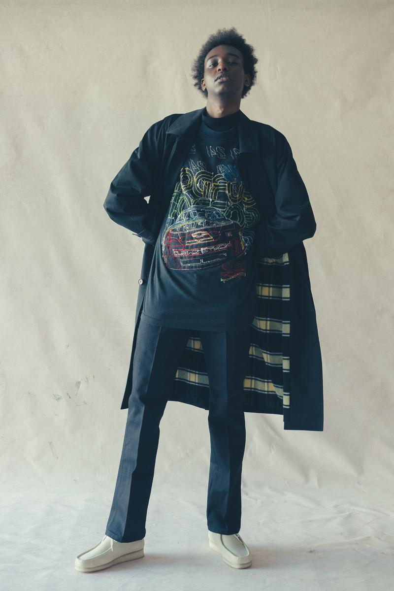 SEVEN BY SEVEN FW19 Collection Lookbook fashion lookbooks fall/winter 2019