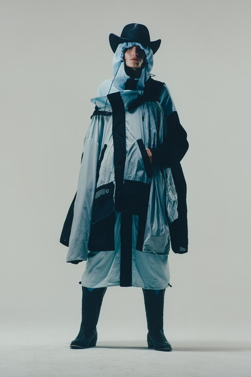 Colmar AGE Advanced Garment Exploration Shayne Oliver HBA Hood By Air Jordan Hemingway Ski Collection Streetwear Staples SS19 Drop Jackets Outerwear Tshirts Coats Vests Utility Fusion Division Conceptual