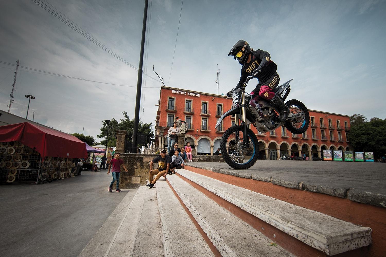 Shift MX Endless Mexico Jimmy Hill Video Día de Los Muertos cinematography film sports motocross fox racing