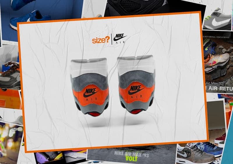 size? Nike Air Max Light Collab Air Max Day Teaser
