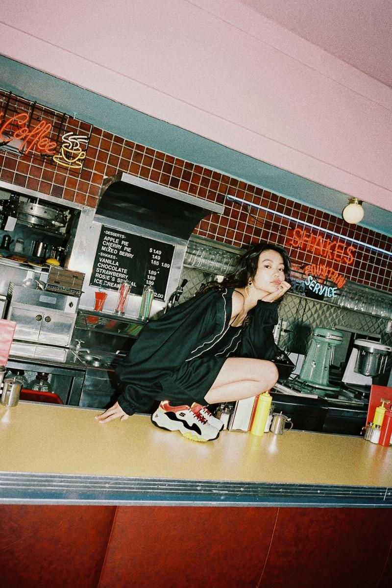 One Piece x Skechers D'Lites 3.0 Second Release Editorial unisex sneaker