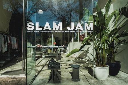 Slam Jam Announces Tokyo Pop-Up