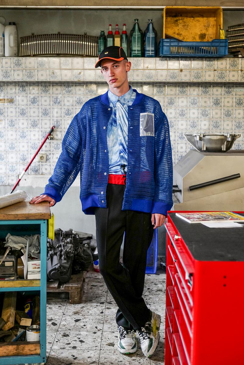 Smets SS19 Editorial by Julien Boudet bleumode spring summer 2019 Doublet, Readymade, Prada, Loewe, Alyx, Raf Simons, Moncler, Burberry, Undercover, Junya Watanabe, Maison Margiela 1017 9sm collection