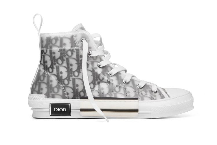 8d6b1a82f87da Sneakerboy Raffles the Dior B23 High and Low-Top Sneakers · Footwear