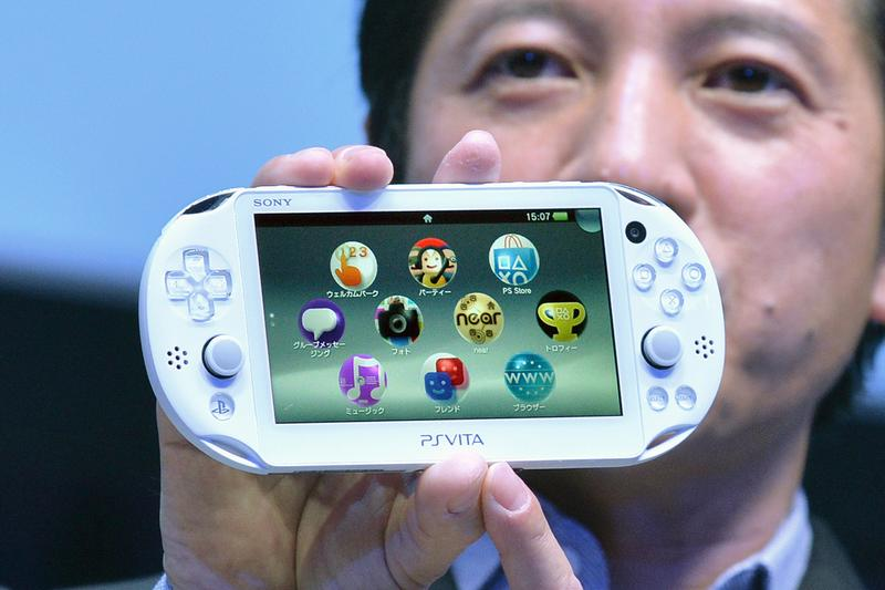 Sony Vita Officially Discontinued Info