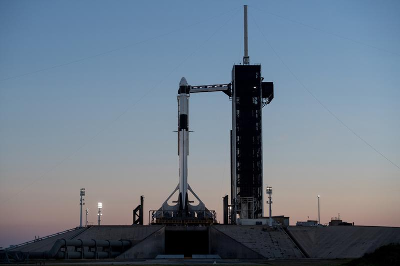 SpaceX NASA Crew Dragon Spacecraft Launch Successful