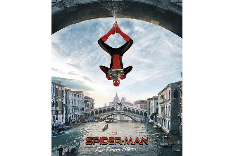 Spider Man Far From Home First Look Tom Holland View Watch Details London Venice Berlin Film Movie Release Date July 5 Theaters Cinema