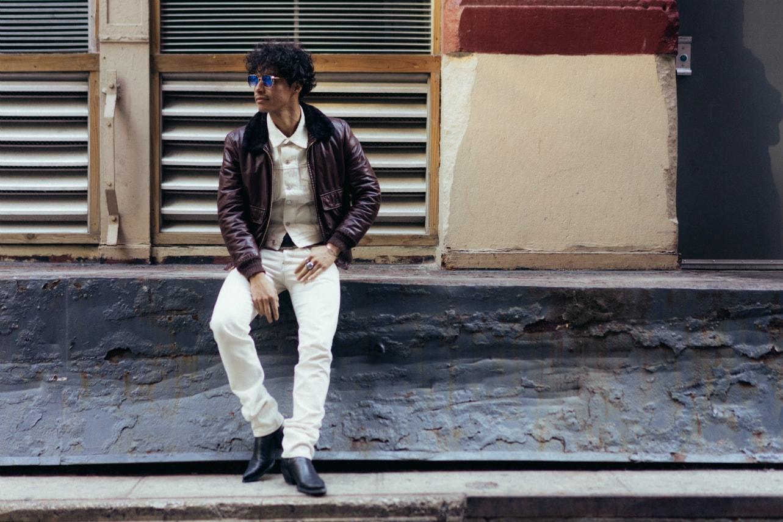 A.CHAL Streetsnaps Style Interview Feature EXOTIGAZ GAZI Welcome to Gazi Peru