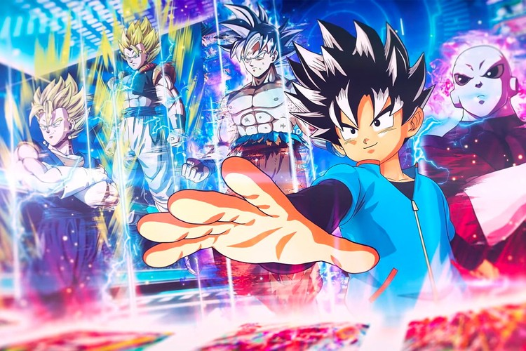 Bandai Namco Announces 'Dragon Ball Project Z' | HYPEBEAST
