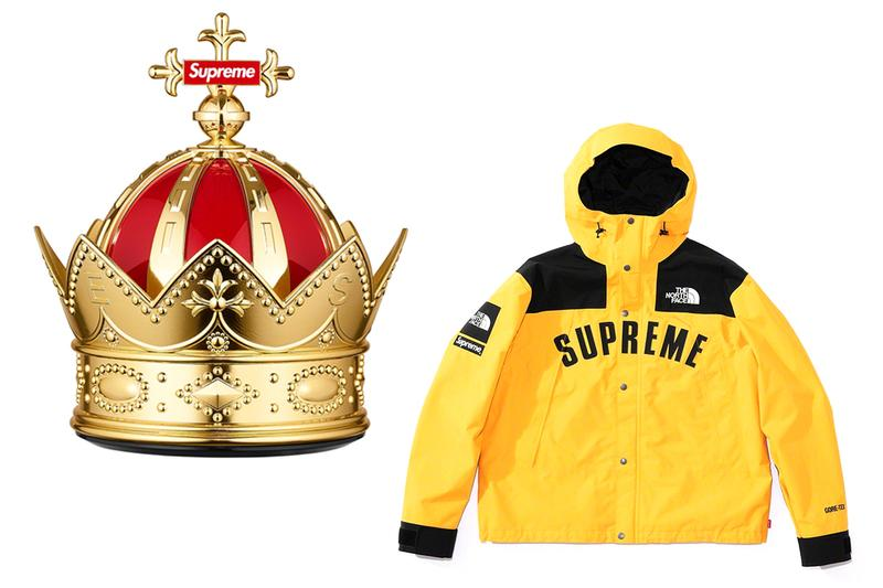 55728029c07de Featuring Moncler Genius, The North Face, N.HOOLYWOOD, Mitchell & Ness and  more. Supreme ...