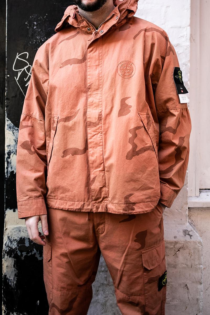 73bcb5d77c Supreme Stone Island Spring/Summer 2019 Closer Look London Release The  Collection Drop Details New